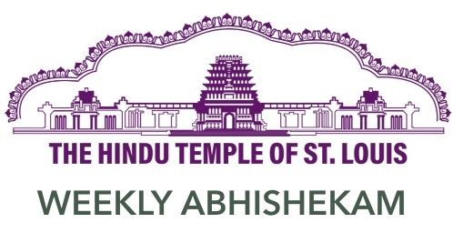 Weekly Abhishekam - Annual Subscription