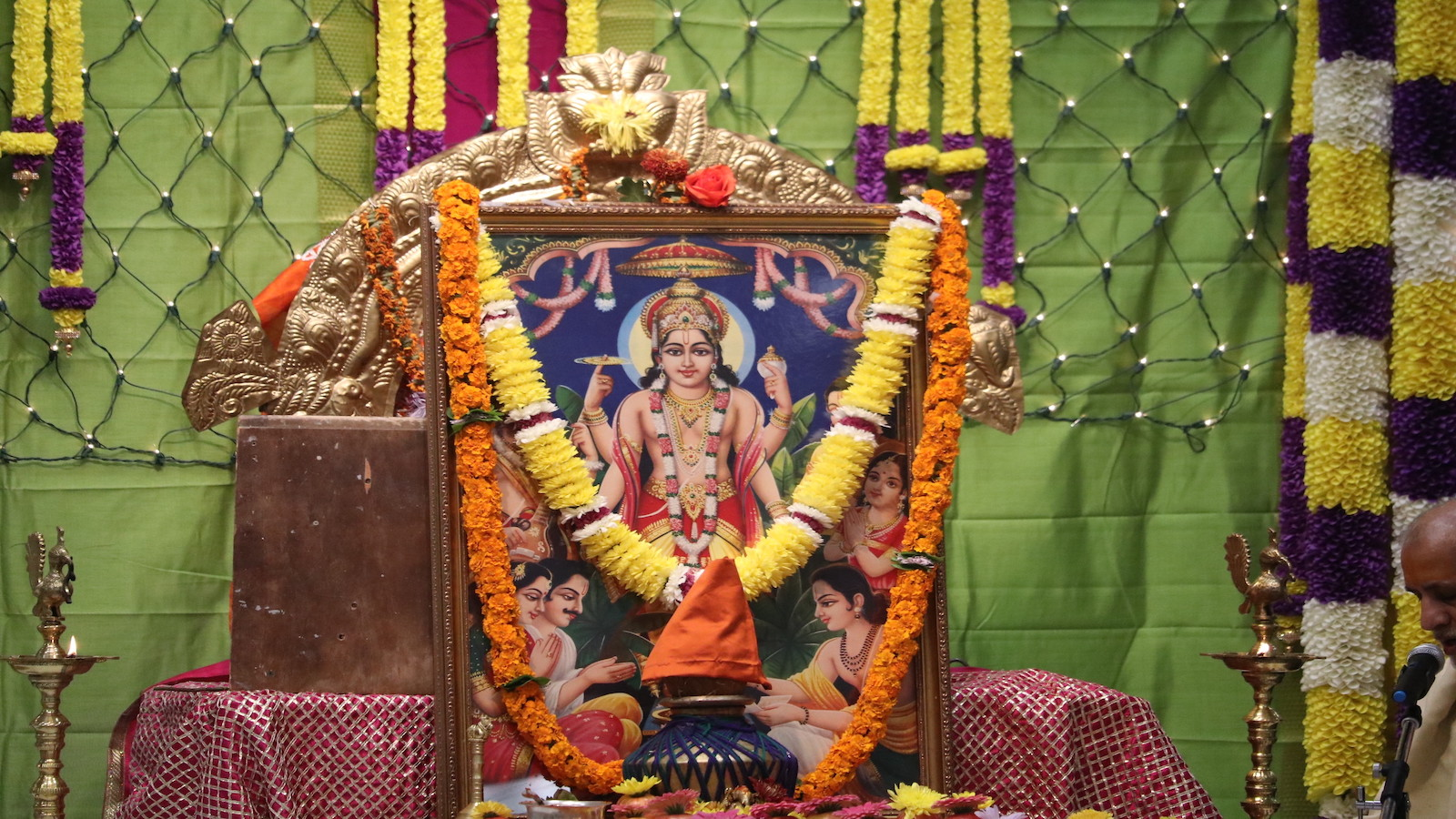 Sri Satyanarayana Pooja – 01/28 @ 5.15PM