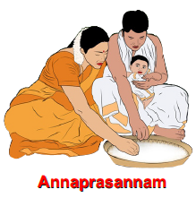 Annaprasannam by Raja Swami