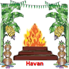 Havan Pooja Items by Vedantam Sharma