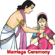 MARRIAGE CEREMONY POOJA ITEMS by Priest Rameswara Das