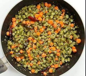 Bean Poriyal (Family Size)