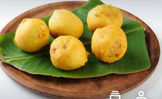 Potato/Aloo Bonda (Two Pieces)