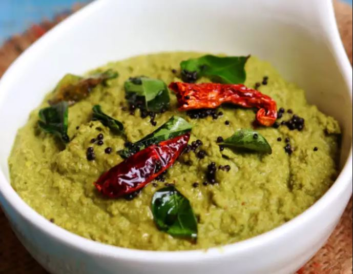Curry Leaf Chutney