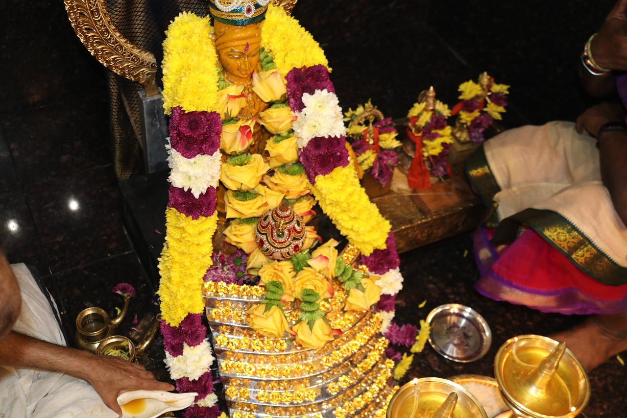 Swarna Pushpa Archana