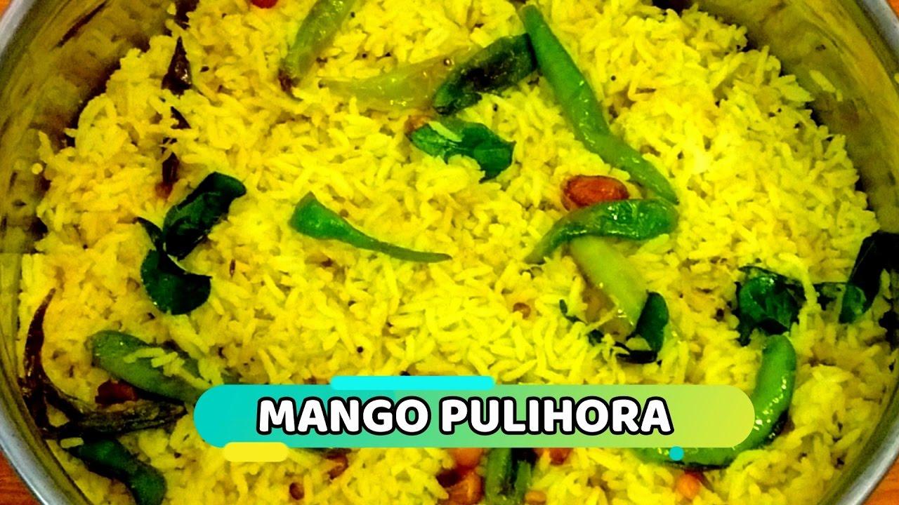 Mango Pulihora Rice